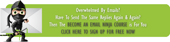 Join the Become An Email Ninja Course