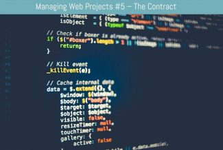 Managing Web Projects #5 – The Contract