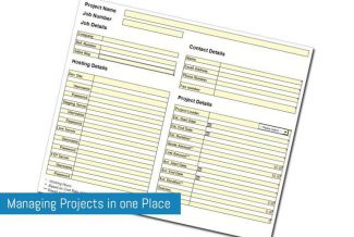 Managing Projects in one Place