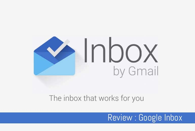 Review: Inbox by Google