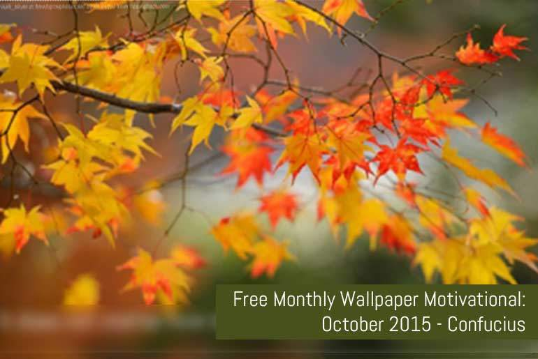 Free Wallpaper for October 2015