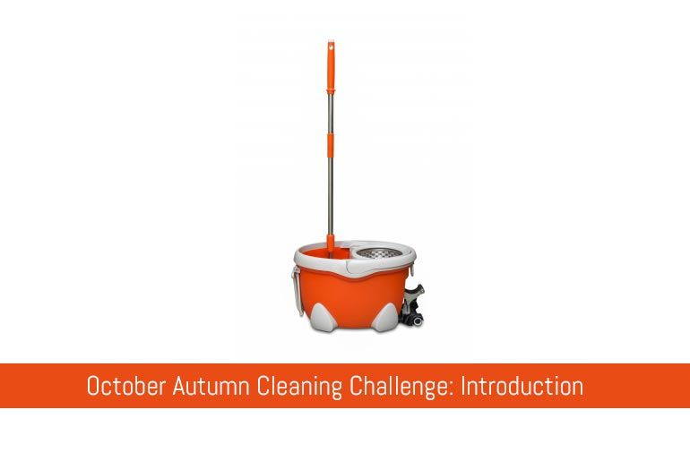 Autumn Cleaning Challenge - Introduction
