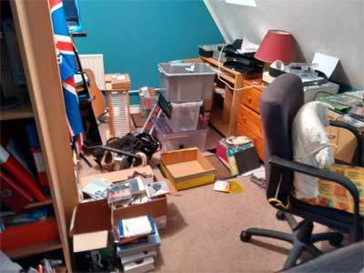 My Messy Office