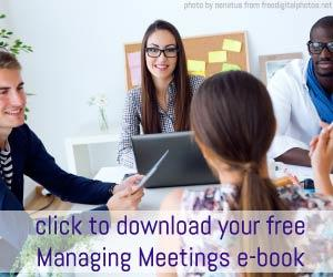 Managing Meetings E-Book