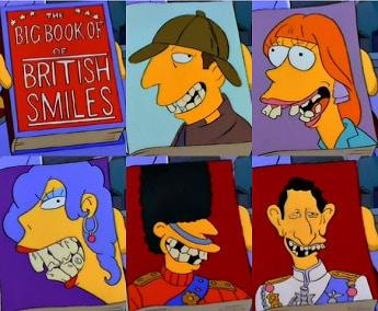 British Teeth Aren't That Bad