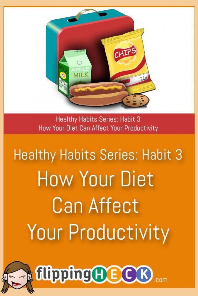 Did you know that what you eat could affect how productive you are? Eating the wrong food can send your body chemistry haywire and in this post we find out how you can eat the right things to stay productive all day long