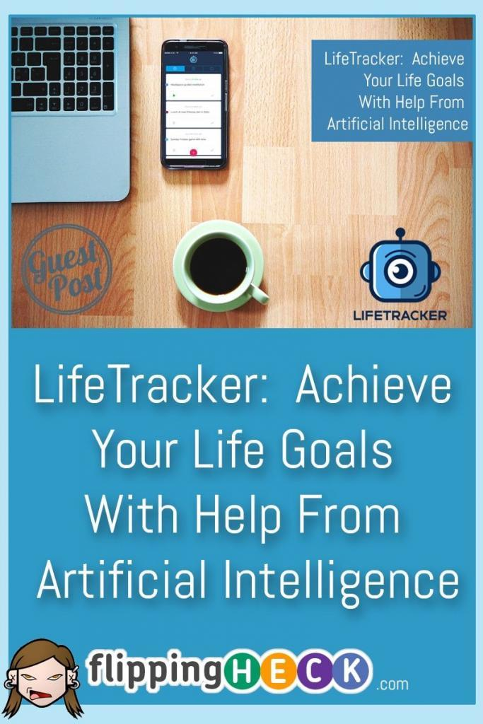 Are you looking to make your life more productive? Perhaps you're using a productivity app already but are looking for something a bit more location aware or learns your routine? If so then you'll want to take a look at Lifetracker which could radically change the way you action tasks