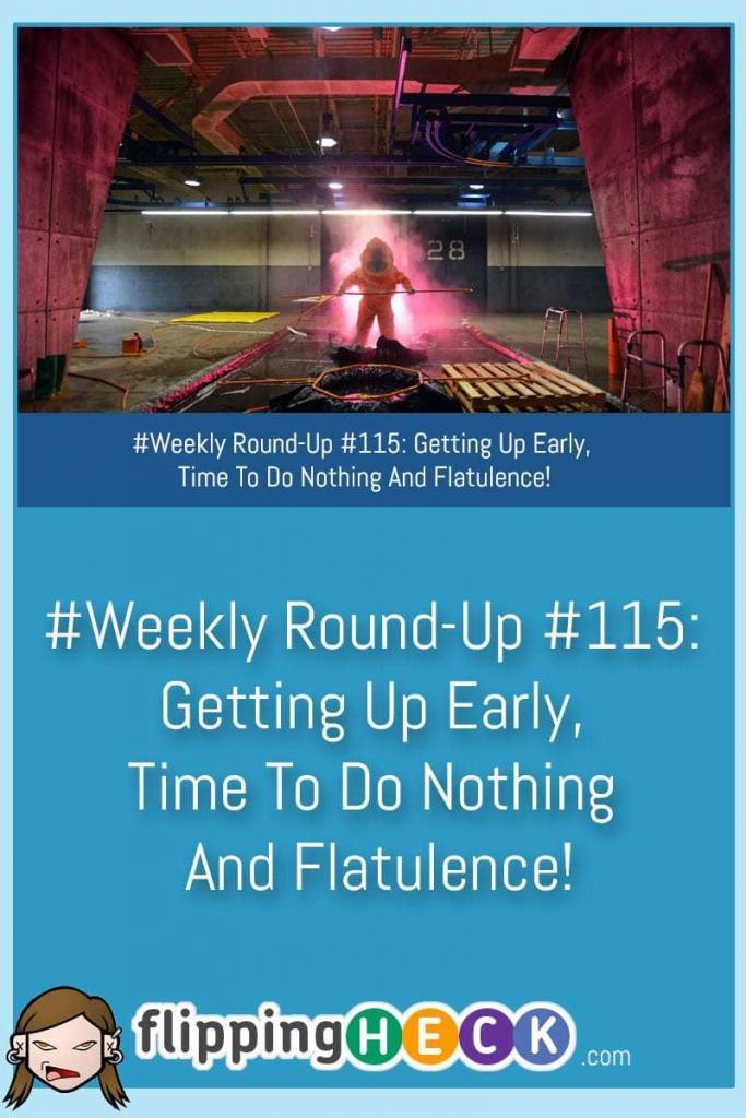 In Weekly Round-Up #115 we take a look at how your smartphone is affecting your sleep, some free and cheap courses you can take and how noisy (and flatulent) co-workers could be affecting your productivity