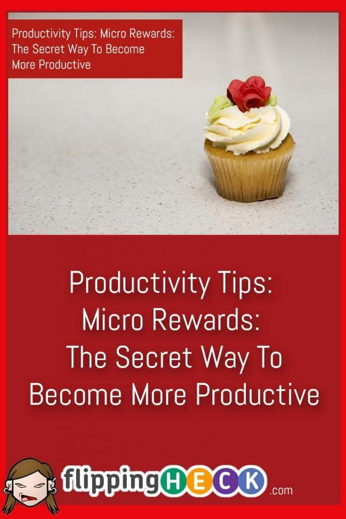If you're feeling unmotivated and putting off starting a task why not make it more rewarding for yourself? In this article we take a look at how Micro Rewards can make you more productive