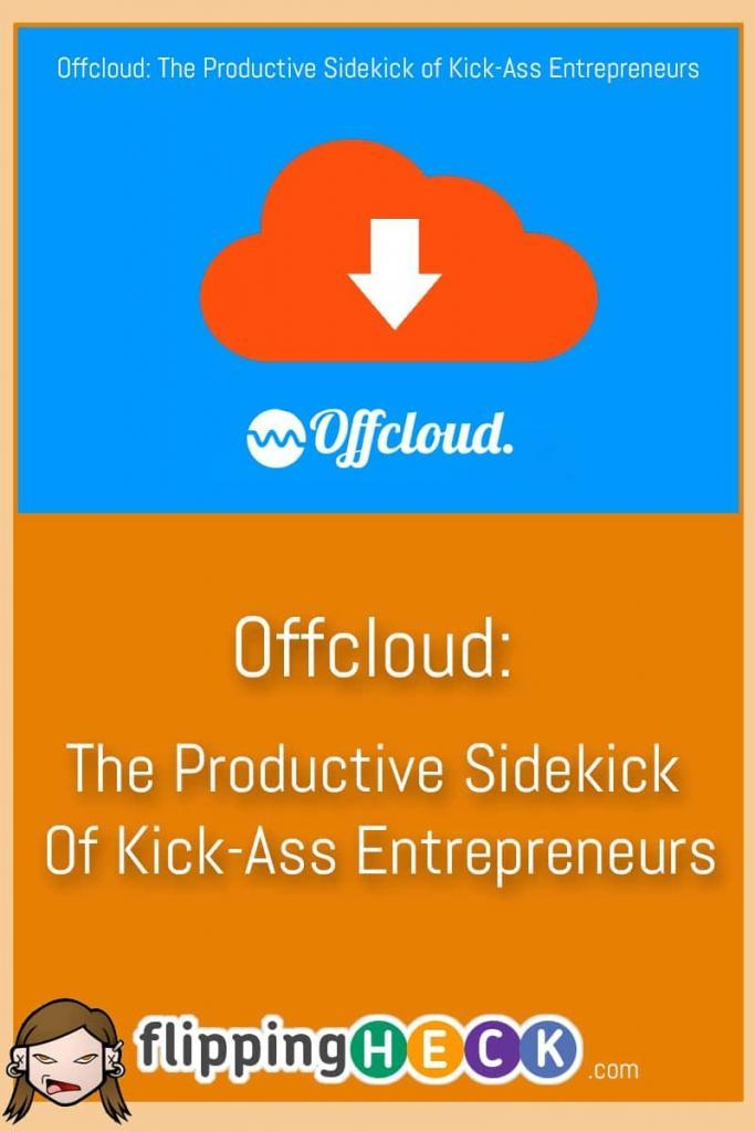 If you're looking at a simple and secure way to share, store, upload and download files then take a look at Offcloud. Whether you want to convert a webpage to PDF or save a page to read later, upload a file to share with others or download a bittorrent stream you can do all this with Offcloud.