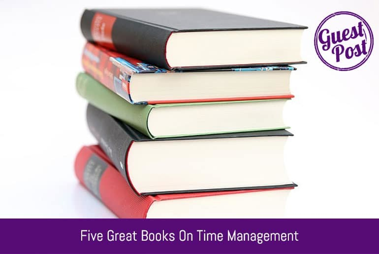 Five Great Books On Time Management