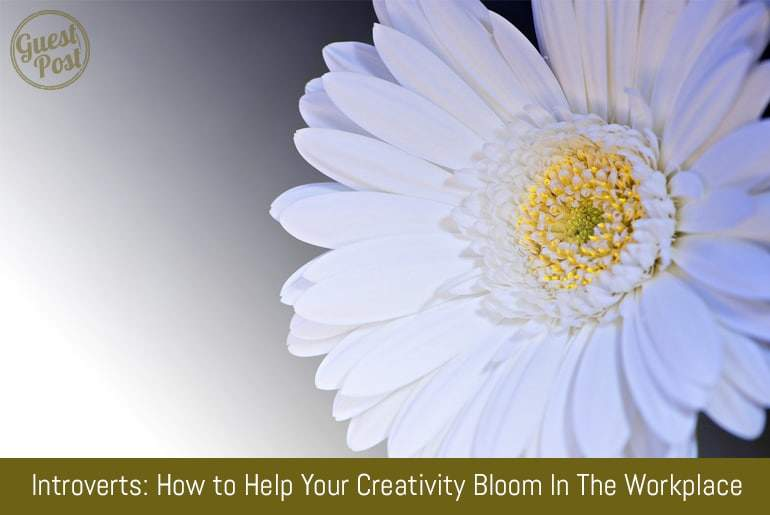 Introverts: How to Help Your Creativity Bloom In The Workplace