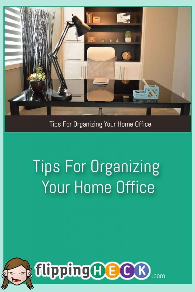 A separate space to work in your home environment that is comfortable, distraction free and organized can bring a big boost to your productvity. This post looks at how you can  organize a workspace in your home more effectively and with minimal effort