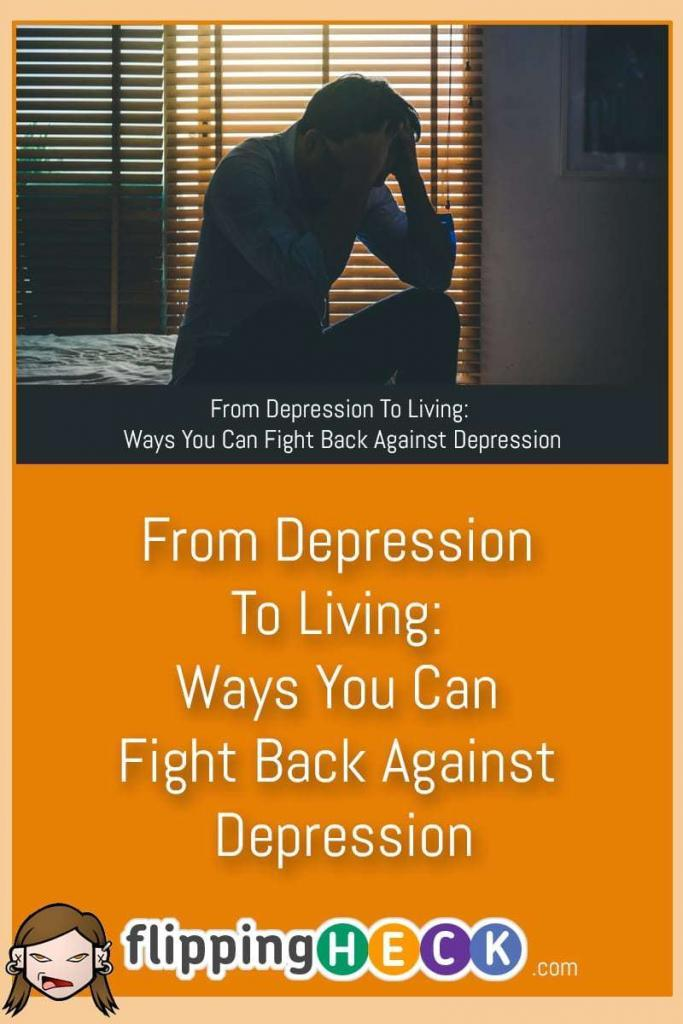 Depression can affect all of us and it has many forms but there are several ways that you can turn your depression around and start to live a normal life again. In this article, Joel Curtis gives you some simple methods you can use to start getting your life back on track.