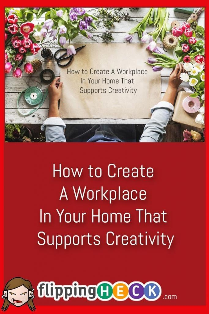 If you're working from home it's important to have a workplace that helps not only your productivity but your creativity too. In this article Paul Moore helps you come up with some ideas to build your ultimate creative workplace retreat.