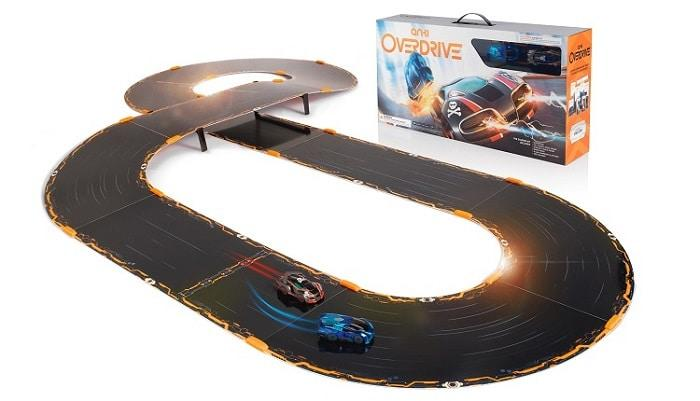 Anki Overdrive Battle and Race Robotic Supercars