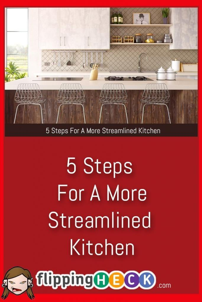 We spend a lot of time in the kitchen, whether it's for preparing and cooking food to sitting around and having a coffee with a friend, the kitchen is the heart of the home. Make your life in the kitchen easier by following these 5 tips to organise and run your kitchen more efficiently.