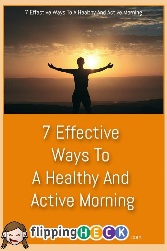 Do you struggle to get up and motivated in the morning? Find yourself in a bad mood that you can't get out of? Think you don't have time for a nutritious breakfast? Well, think again! In this article we look at the 7 important components of a great morning routine that will set you up for the rest of the day,