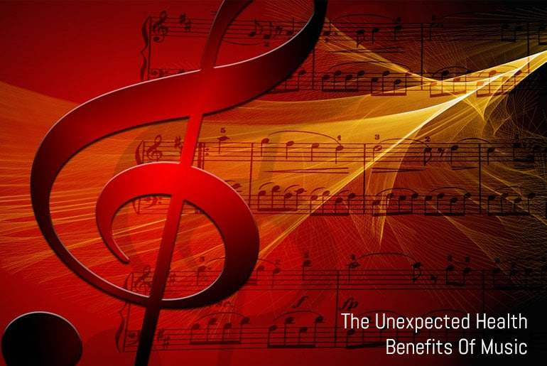 The Unexpected Health Benefits Of Music