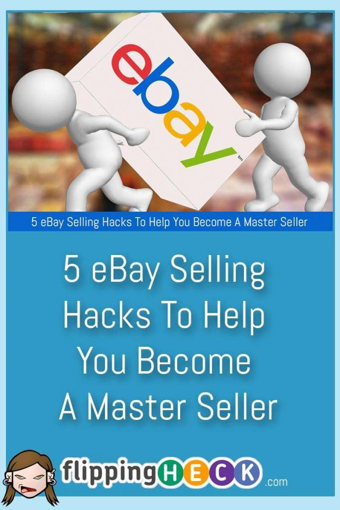 If you're getting ready to declutter in the New Year, or if you've got a couple of duplicate Christmas Gifts then you may want to think about selling them online. If you're new to eBay, or haven't had much success in the past then this guide will help you master the art of eBay sales