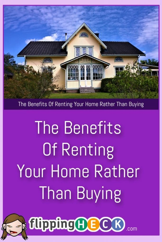 What are the benefits of renting a home rather than buying your own home? This is a question many of us will have to consider, especially during the uncertain financial times we are currently experiencing. Both renting and buying a home involves a large financial commitment. Will you be able to keep up your mortgage […]