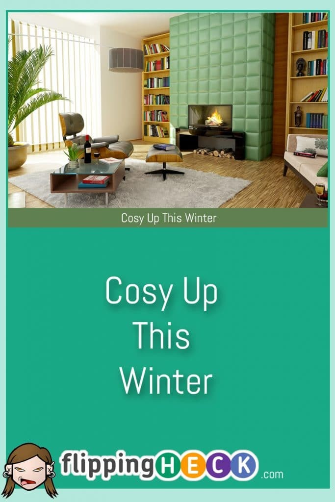 It's winter so being cosy is a must, especially if you're fond of the new Hygge style that's gained popularity recently. In this article we look at a few simple tweaks you an make to your home to make it feel warm and welcoming over the winter months.