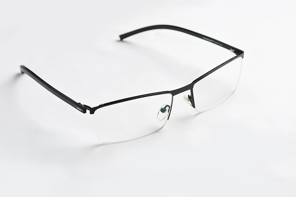 Glasses, Spectacles, White, Eyesight, Professional