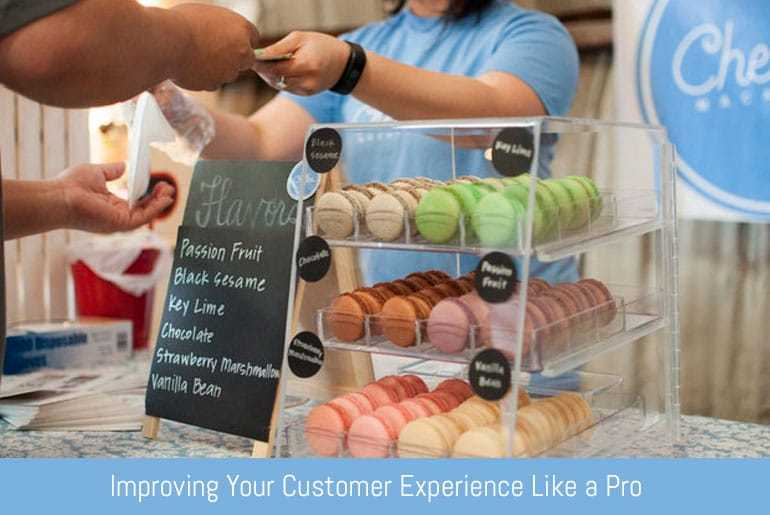 Improving Your Customer Experience Like A Pro