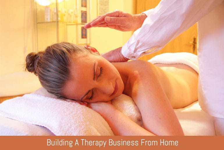 Building A Therapy Business From Home