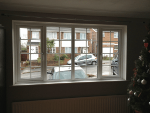 Double Glazing can help reduce heating costs