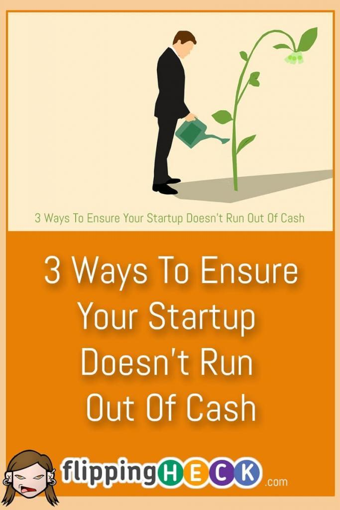 If you're just starting out in your entrepreneurial journey your finances and cash flow will probably be at the forefront. In this article we look at how you can ensure your start-up business doesn't run out of capital in the most crucial stages of its life.