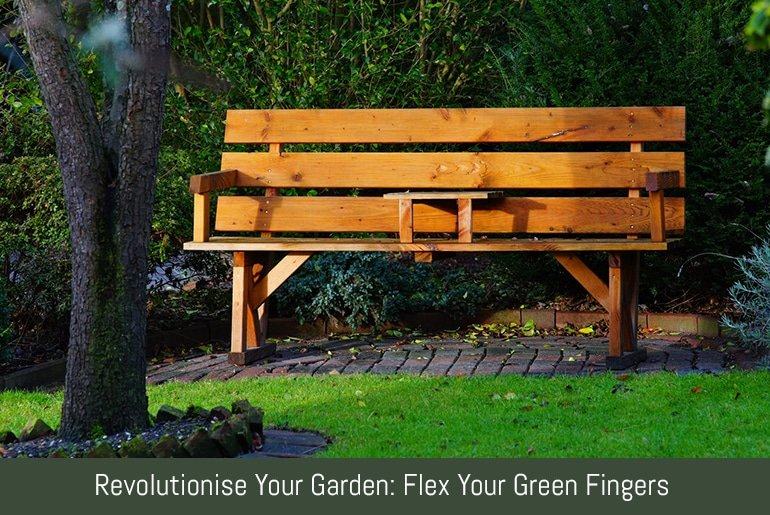 Revolutionise Your Garden: Flex Your Green Fingers