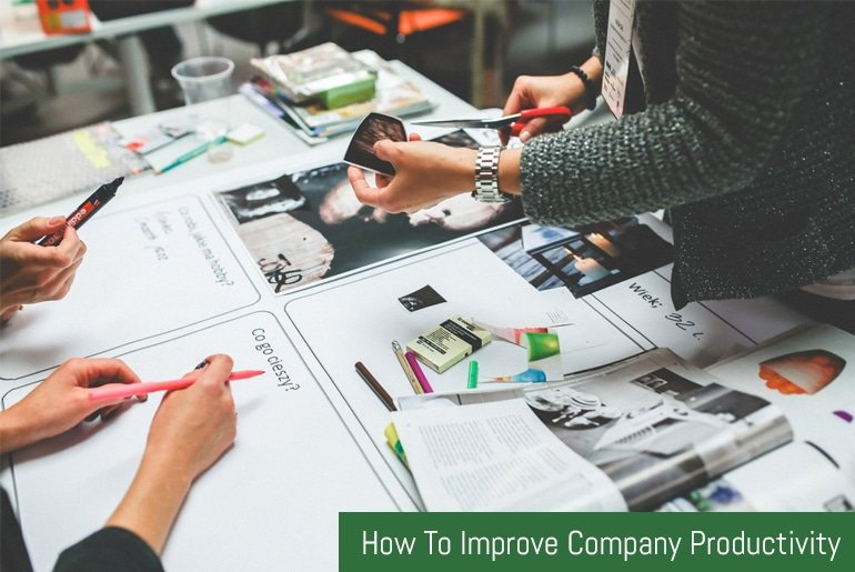 How To Improve Company Productivity