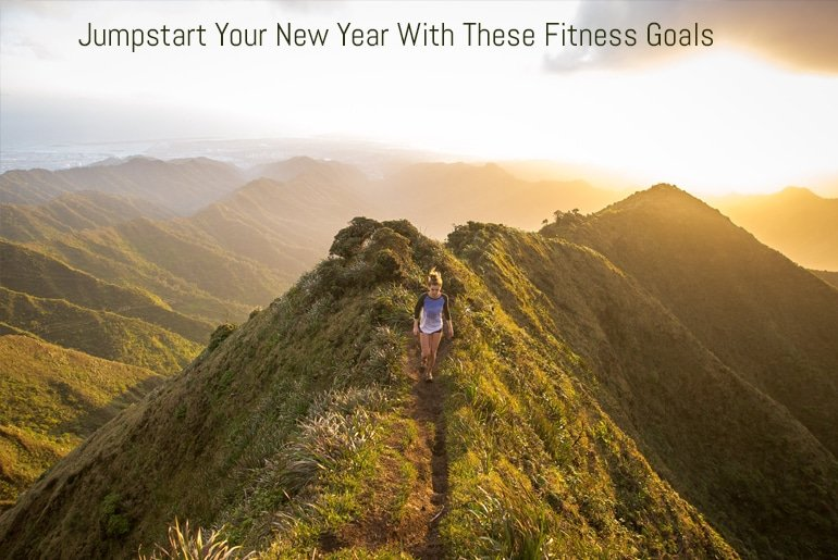 Jumpstart Your New Year With These Fitness Goals