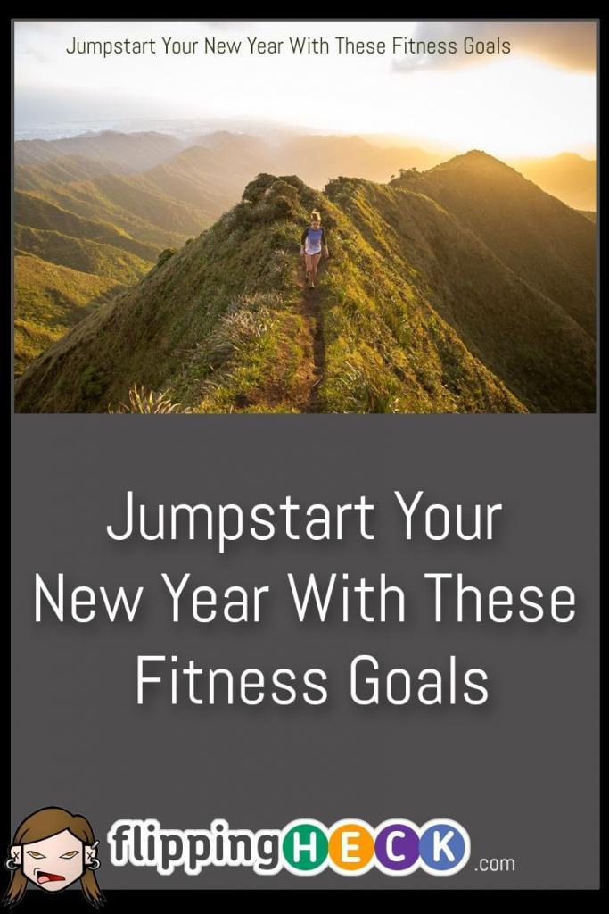 If you want to set yourself some fitness goals this New Year but don't know where to start then check out these Fitness Goals from Sofia Lockett - there's something for all ages and fitness levels fo you have no excuse not to get off the sofa and get moving this year.