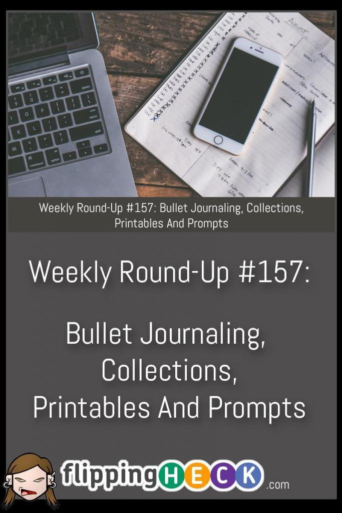 In the the first round-up of 2018 we take a look at how you can use Bullet Journals to organise every aspect of your life, whether Bullet Journals are really worth the hype and a massive list of free planner printables for you to use.