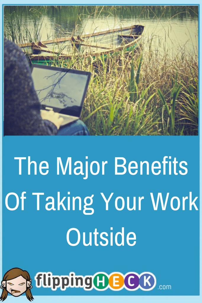 If you're stuck behind a desk all day, the chances are your productivity may not be at its best later in the day. If this is the case, how about a change of scenery to get you back on track?