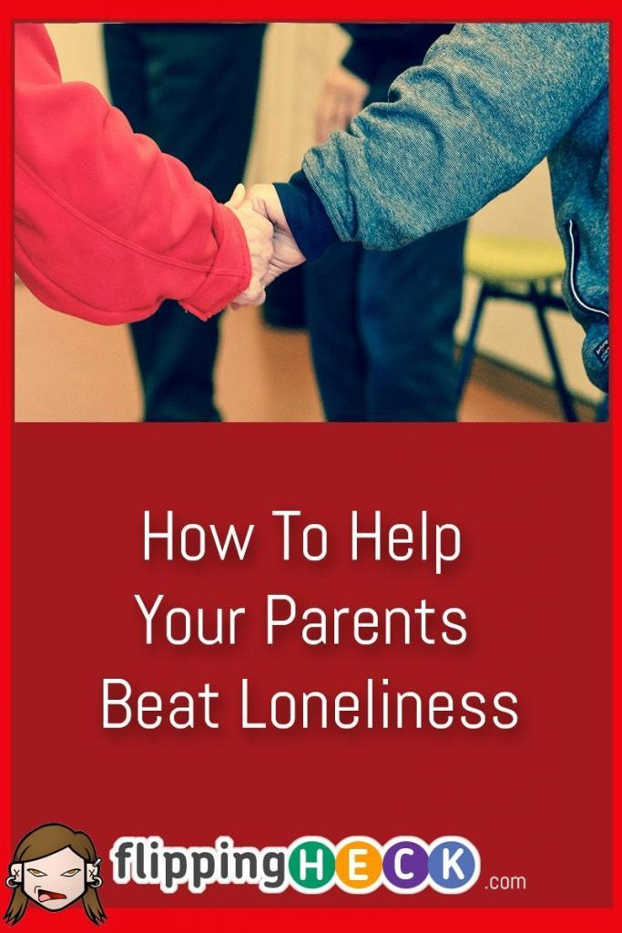 Loneliness can take a toll on anyone, but especially the elderly. If you live away from your parents it can be difficult to make sure that they're getting out of the house, or interacting with other people. In this article we take a look at a few ways you can help them beat lonliness which will have a big impact on their mental and physical health.