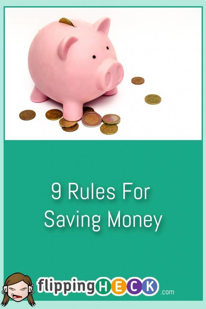 Saving can be difficult if you don't know where to start. In this article we take a look at 9 small changes you can make to help you start saving for a big purchase or rainy day.