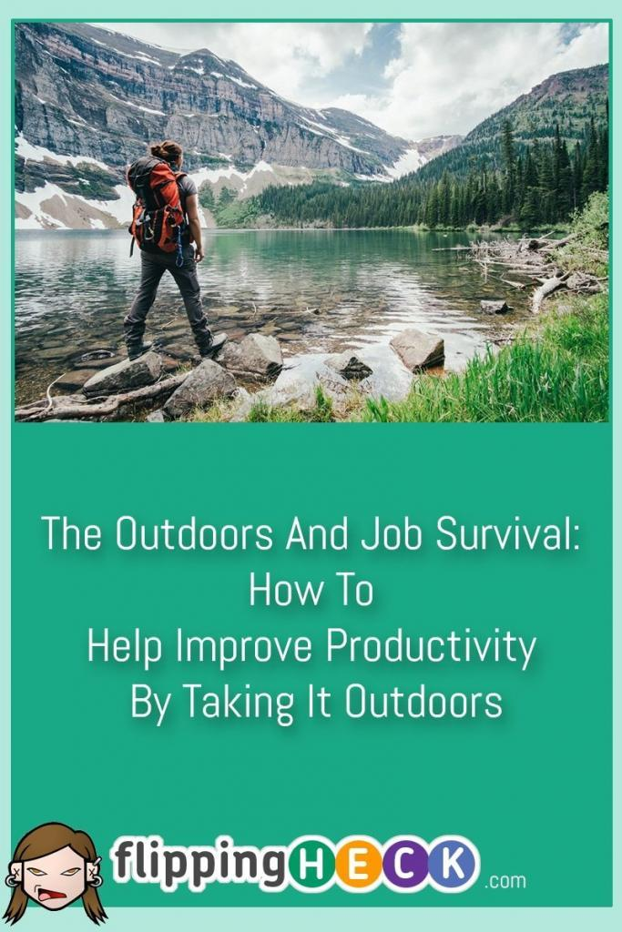 Sometimes getting away from it all is just the thing you need in order to get your creative and productive juices flowing again. In this article, Todd Green takes a look at the important relationship between the outdoors and productivity.