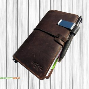 TN Loop Pen Holder For Traveler's Notebook, Happy Planner & Bullet Journal
