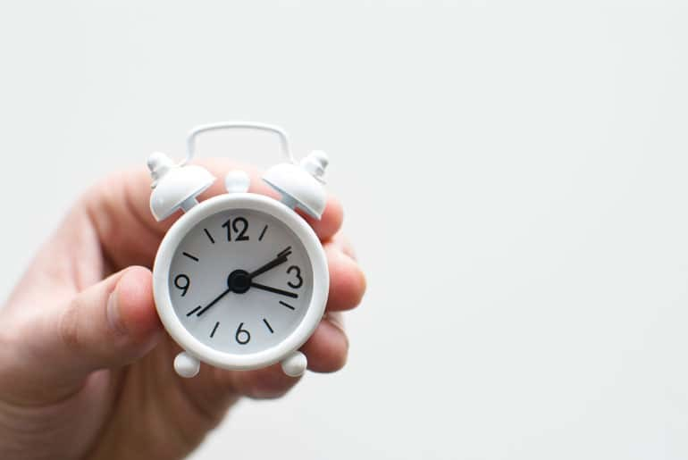 How To Be On Time When You're Always Running Late