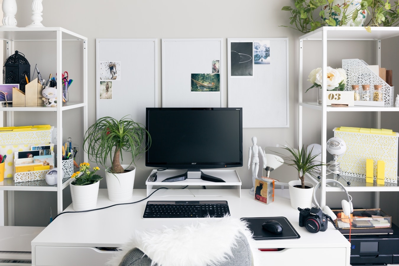 How To Reorganize Your Home Office and Make It More Efficient