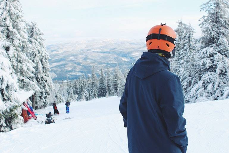 How to avoid getting sick with winter sports