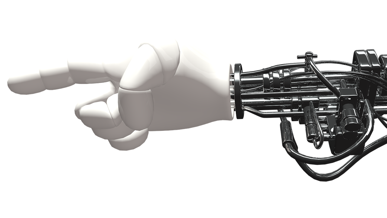 Robot Arm And Hand